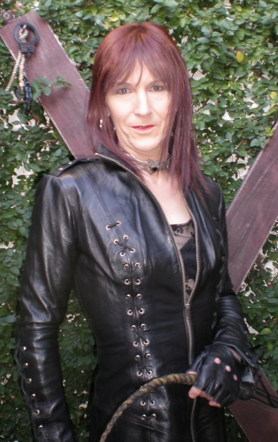 Leather Goddess....